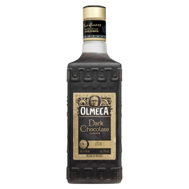 OLMECA FUSION DARK CHOCOLATE TEQUILA 700ml