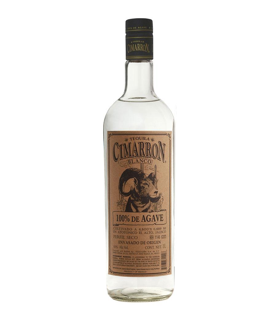 CIMARRON BLANCO TEQUILA 700ml