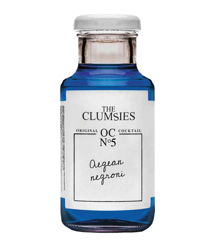 THE CLUMSIES No5 AEGEAN NEGRONI 200ml